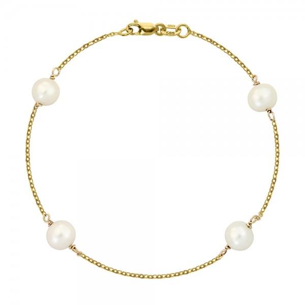 Bratara aur perle de cultura