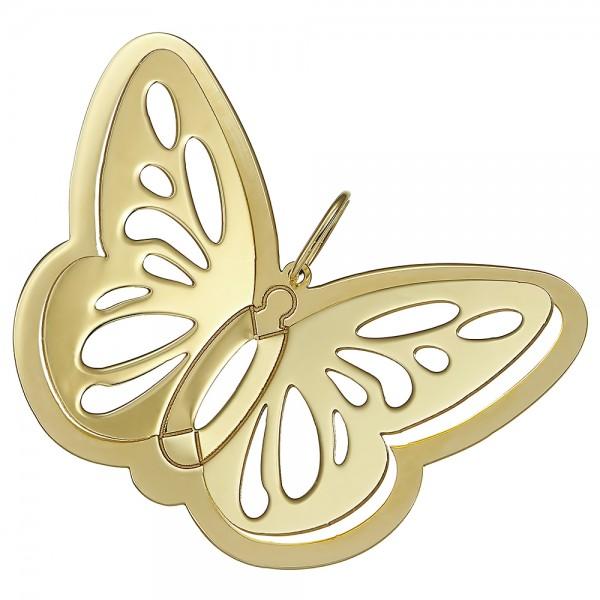 Pandantiv aur fluture