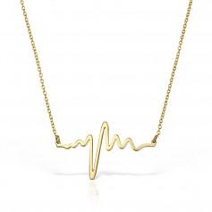 Colier aur Pulsul Inimii