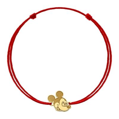 Bratara snur Mickey Mouse aur