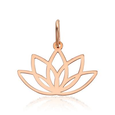 Pandantiv Floare de Lotus